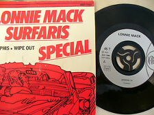 LONNIE MACK MEMPHIS SURFARIS WIPE OUT rare French ktel bep 17800