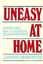 Uneasy At Home-ExLibrary
