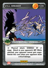 Dragon Ball Z DBZ Tcg Panini Heroes & Villains Wall Breaker! R135