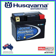 LITHIUM BATTERY FOR HUSQVARNA TE300 2014 - 2015 YTX5LBS SUPER LIGHT WEIGHT