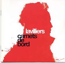 BERNARD LAVILLIERS - rare CD album - France