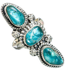 Apatite 925 Sterling Silver Ring Size 6 Ana Co Jewelry R805999F