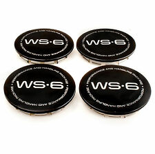 "96-01 Trans Am TA WS6 17"" Wheel Center Caps Set of 4 New Reproduction LMF6001"