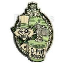 2009 DLR HAT BOX GHOST HAUNTED MANSION O-PIN HOUSE DISNEY PIN 70061