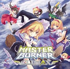 Doujin PC Game Touhou Project MASTER BURNER CLIMAX 3D Shooting Japan