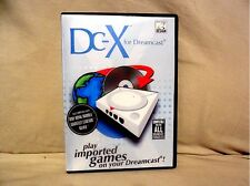 DC-X Dreamcast for Import Games Slightly Used Excellent Condition