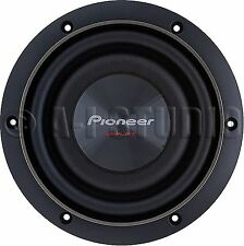 "PIONEER TS-SW2002D2 CAR 8"" IB-FLAT DUAL 2 OHM SHALLOW MOUNT SUBWOOFER SUB WOOFER"