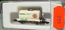 Fanal GmbH, wagons-citernes Kolls 87709 Märklin 8612 Z 1/220 *255*