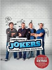 Impractical Jokers: The Complete First Season (DVD, 2013, 2-Disc Set)