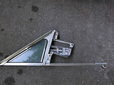 1965 Ford Thunderbird T-bird Vent Window Frame Wing Chrome Sun X Tinted Glass
