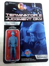 NYCC Exclusive ReAction Terminator 2 T1000 Frozen Patrolman Variant LE1500 Blue