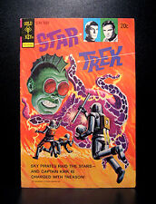 COMICS: Gold Key: Star Trek #24 (1974) - RARE (batman/man from uncle/flash)