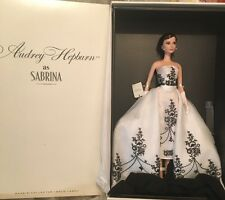 AUDREY HEPBURN AS SABRINA - SILKSTONE BARBIE