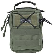 "New Authentic Maxpedition FR-1 Medical Pouch Foliage Nylon 7"" X 5"" X 3 0226F"