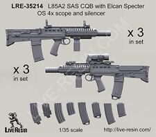 Live Resin 1/35 L85A2 SAS CQB