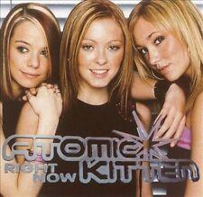 Right Now by Atomic Kitten (CD, Aug-2001, Emi/Virgin)