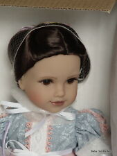 NEW * Never Removed From Box * Retired Life of Faith Violet Travilla 18 In Doll