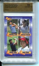 2003 Rookie Review #85 - Michelle Wie, Morgan Pressel, Naree Song, Aree Song