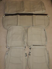 2013-2017 Dodge Ram Crew Cab Express 1500/2500/3500 Factory leather seat covers