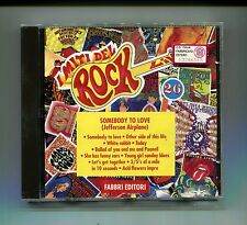 I Miti del Rock n.26 #JEFFERSON AIRPLANE-SOMEBODY TO LOVE# Fabbri 1993 # CD Rock