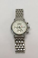 Michele Sport Chronograph 71-500-C Stainless Steel Watch