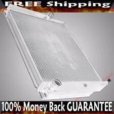 """Dual Core Radiator fits 90-99 BMW E36 3 Series MANUAL Transmission ONLY 2 Row 2"""""""