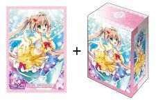 Vanguard G Prism Sunshine Vert Character Game Card Deck Box Holder Case Sleeves