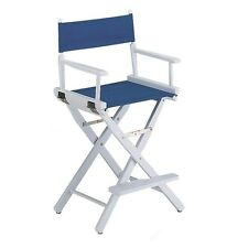 Yu Shan 230-01U 30H Director Chair Frame Only, White NEW