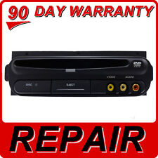 REPAIR 02 - 07 Chrysler Town & Country Dodge Grand Caravan CD DVD Player RCA OEM