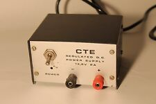 CTE 220v a 13,6v regulated Power Supply Fuente de alimentación transformador transformador