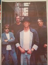 VELVET UNDERGROUND (Lou Reed) in 1993 newsprint POSTER 16x12 inches
