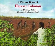 A Picture Book of Harriet Tubman (Picture Book Biography)-ExLibrary