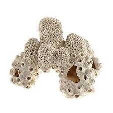 Coral Rock Cave Aquarium Decoration Fish Tank Ornament
