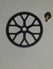 RC HELICOPTER SPARES & PARTS DH 9053 VOLITATION BOTTOM MAIN GEAR BRASS & SCREW
