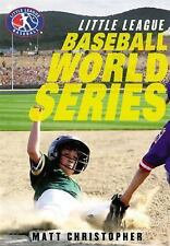 Baseball World Series Little League