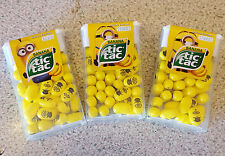 NEW Product! Minions Tic Tac Banana Flavor  x3 free postage!