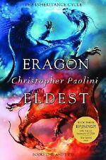 Eragon & Eldest Christopher Paolini (2008, 2 Books in 1, Paperback)