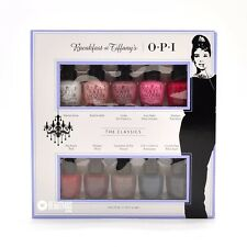 OPI Breakfast at Tiffany's 10 piece Classic Mini Nail Polish Set