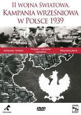 II Wojna Swiatowa. Kampania Wrzesniowa w Polsce 1939 (DVD)  POLISH POLSKI