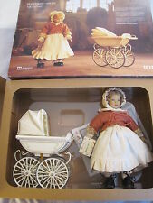 Heidi Ott & Marklin Set - Vinyl Doll and Antique Style Baby Carriage in Box