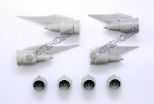 Braz Models 1/144 Boeing 747-200/300 GE CF6-50 engines