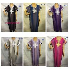 Moroccan kaftan caftan robe robe d'été cover up summer fashion