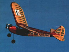 """72 inch 1940 """"Fly Baby"""" Old Timer  RC AIrplane Printed Plans"""