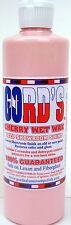 Gord's-Car,Truck,Auto-Cherry Wet Wax;Sealer RESTORES SHOW ROOM COLOR,12- 16 oz.