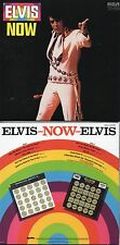 CD Elvis PRESLEY Now (1973) - Mini LP REPLICA -13-track CARD SLEEVE