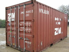 20ft Used Shipping Container, £900.00+vat