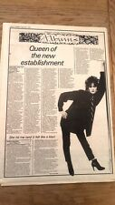 SIOUXSIE & Banshees Join Hands album review 1979 UK ARTICLE / clipping