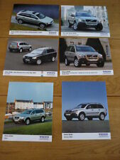 VOLVO XC 90 ORIGINAL PRESS PHOTOS X 6  jm