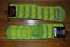 Body Rage Monster Feet Knee High Socks Adult sock size 9-11