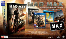 Mad Max Post-Apocalypse Edition PS4 PAL AUS *NEW* + Warranty!!